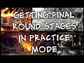 TEKKEN 7 - Getting FINAL ROUND Stages in Practice Mode