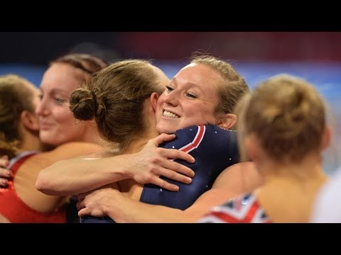 Smiles... and Tears - 2013 Trampoline Worlds - We are Gymnastics