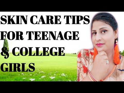 Skin Care Tips  Beauty Tips For Teenage And College Girl