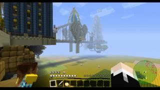 minecraft сериал иной мир серия 6 забытый город