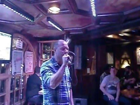 Ganz in weiß (Karaoke im Jameson Cologne)