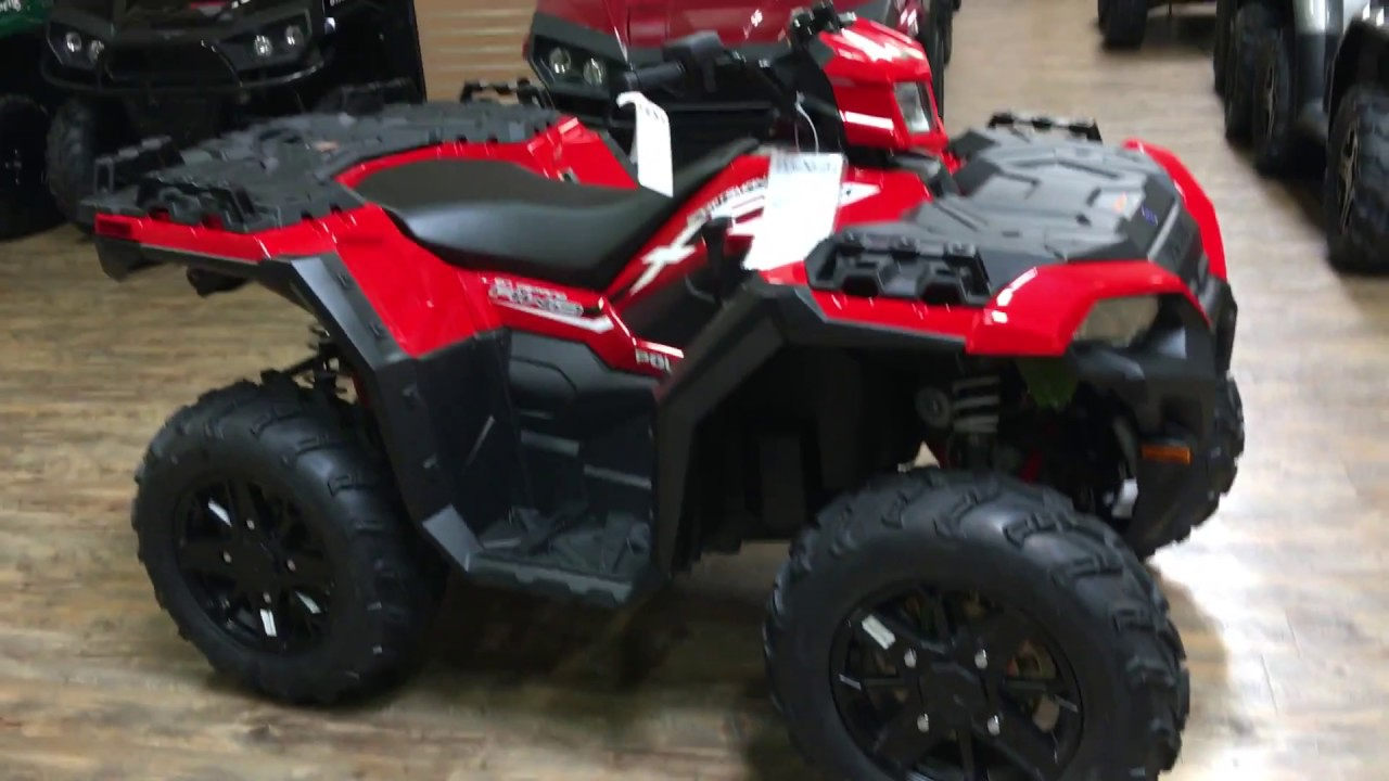 Polaris Scrambler 850 >> 2018 POLARIS SPORTSMAN XP 1000 - YouTube