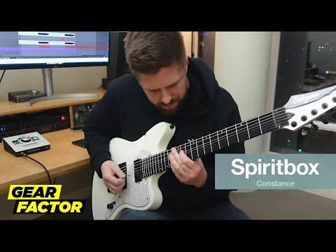 Spiritbox, 'Constance' (Guitar Playthrough)