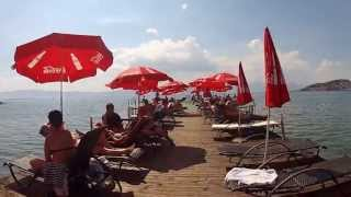 Bella Vista Ohrid beach & bar 2013