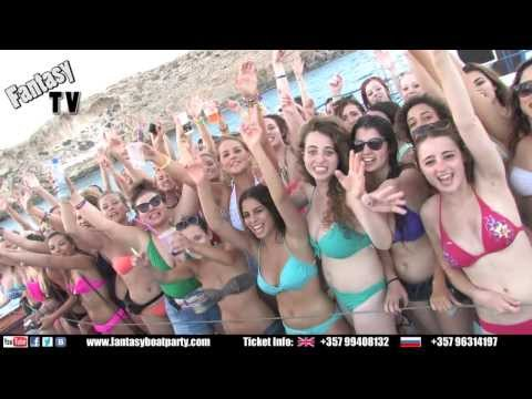 FANTASY BOAT PARTY AYIA NAPA CYPRUS SATURDAY 27TH APRIL 2013 from YouTube · Duration:  5 minutes 53 seconds