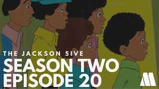 The Jackson 5ive [Season 2, Episode 20] - Groove To The Chief