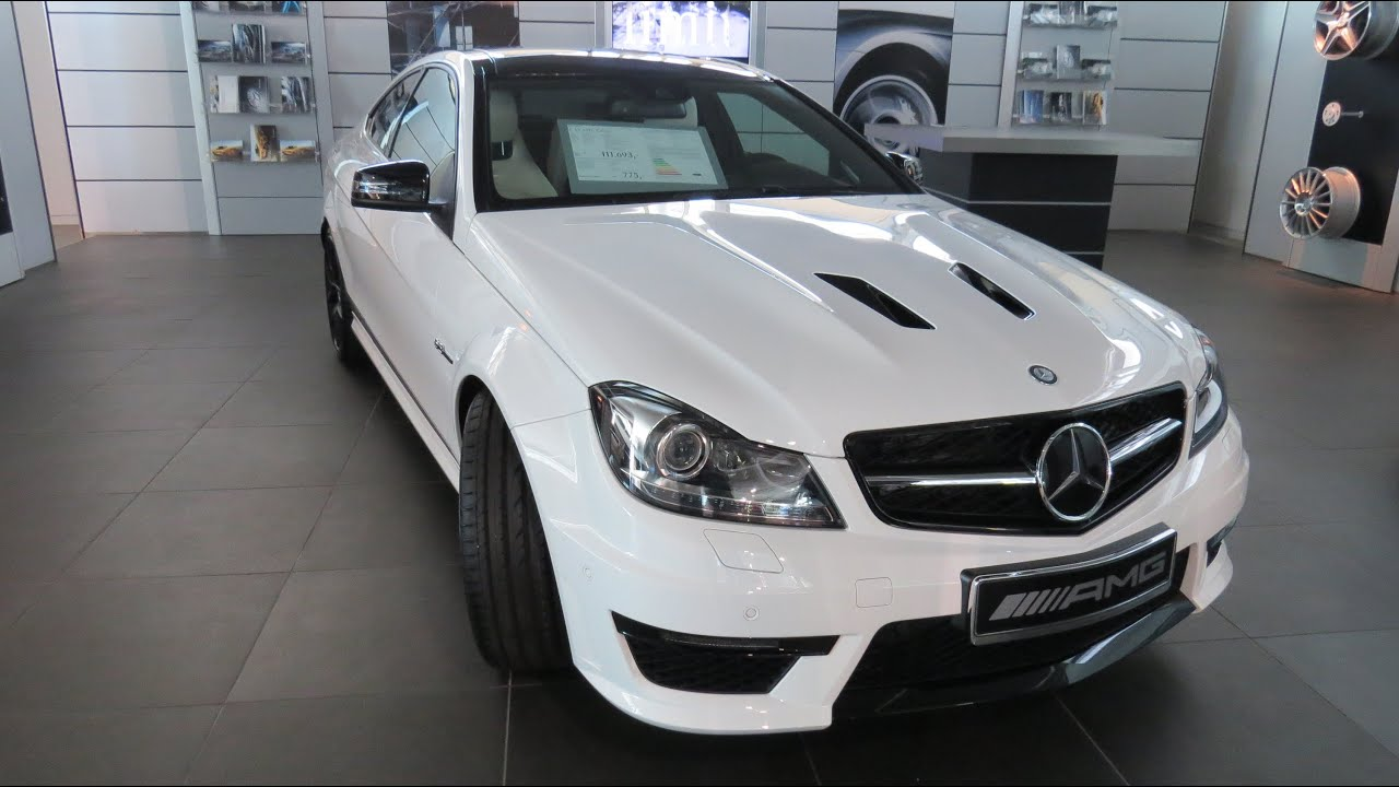 2015 mercedes benz c63 amg coupe youtube - Mercedes c63 amg coupe 2015 ...