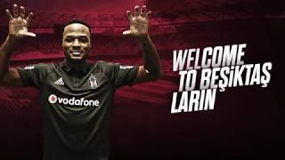 Yeni transferimiz Cyle Larin için Come to Beşiktaş videosu geldi ⚽😎