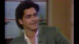 John Stamos from Full House on Regis & Katie Lee - 1993