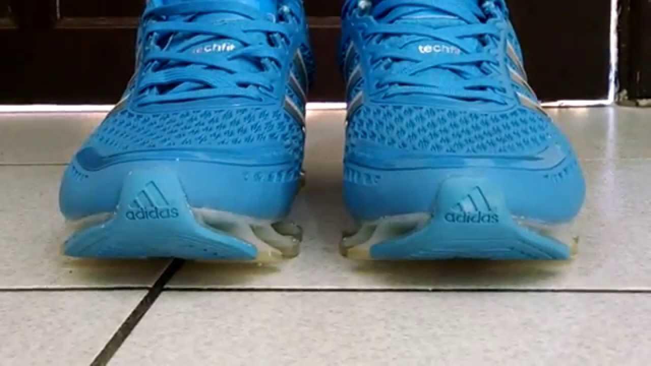 adidas springblade azul bebe original