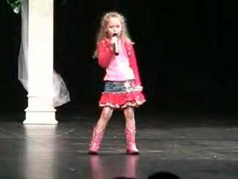 """Megan Dale sings """"Our Song"""" by Taylor Swift"""