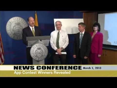 Mayor Richard J. Berry, City of Albuquerque - News Conference 3-5-13