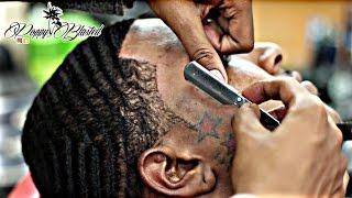 The Adrien Broner 360 Wave Full Haircut (Cut off the 13 week WOLF) thumbnail
