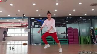 사랑의 재개발-유산슬 | 트로트안무 | FitnessD…