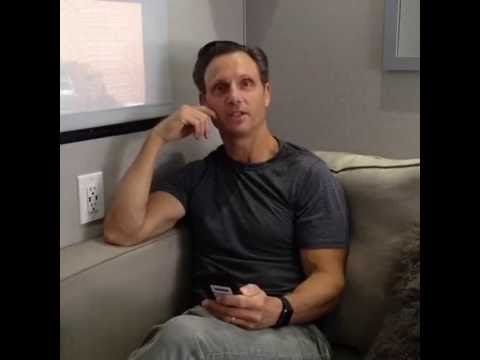 Tony Goldwyn - #6candal Trailer Facebook Live (16/08/18)