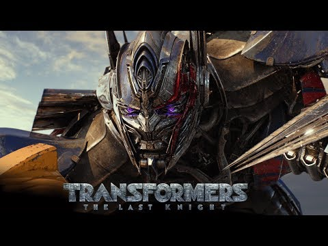 Transformers: The Last Knight | International Trailer | UPI NL