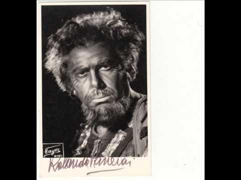 Rolando Panerai - Credo in un Dio crudel ( Otello - Giuseppe Verdi )