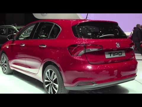 FIAT Brand at 2016 Geneva Auto Show