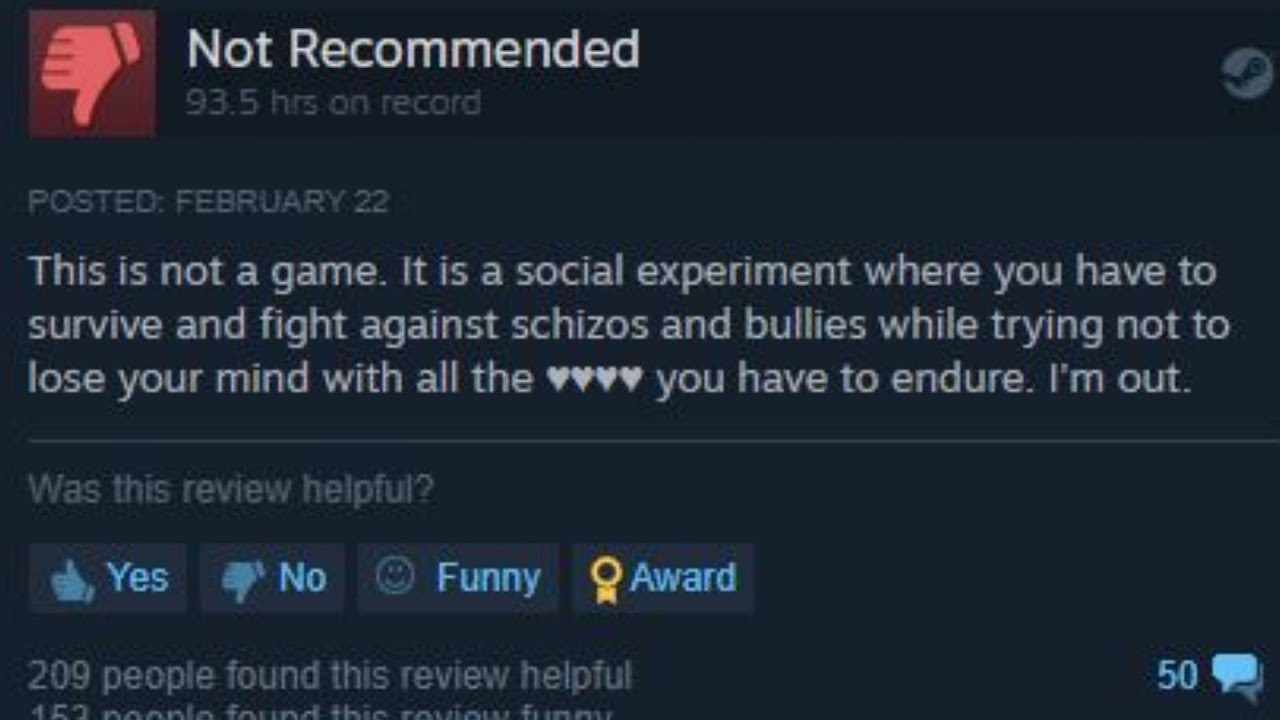 my favorite rust reviews