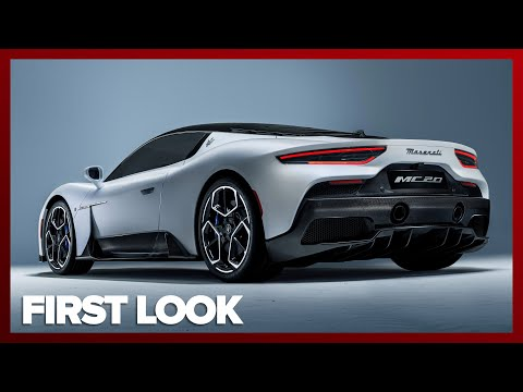 Maserati's MC20 first look review