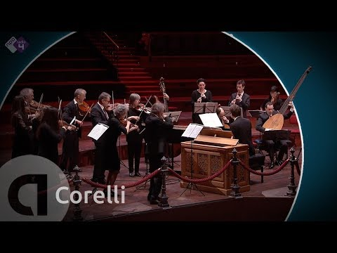 Corelli: 12 Concerti Grossi, Op. 6, No. 8; Christmas Concerto - Musica Amphion - Classical Music HD