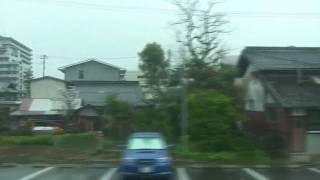 車窓:可部線 緑井→七軒茶屋(105系)