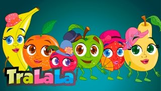 Fructele Cântece Pentru Copii TraLaLa