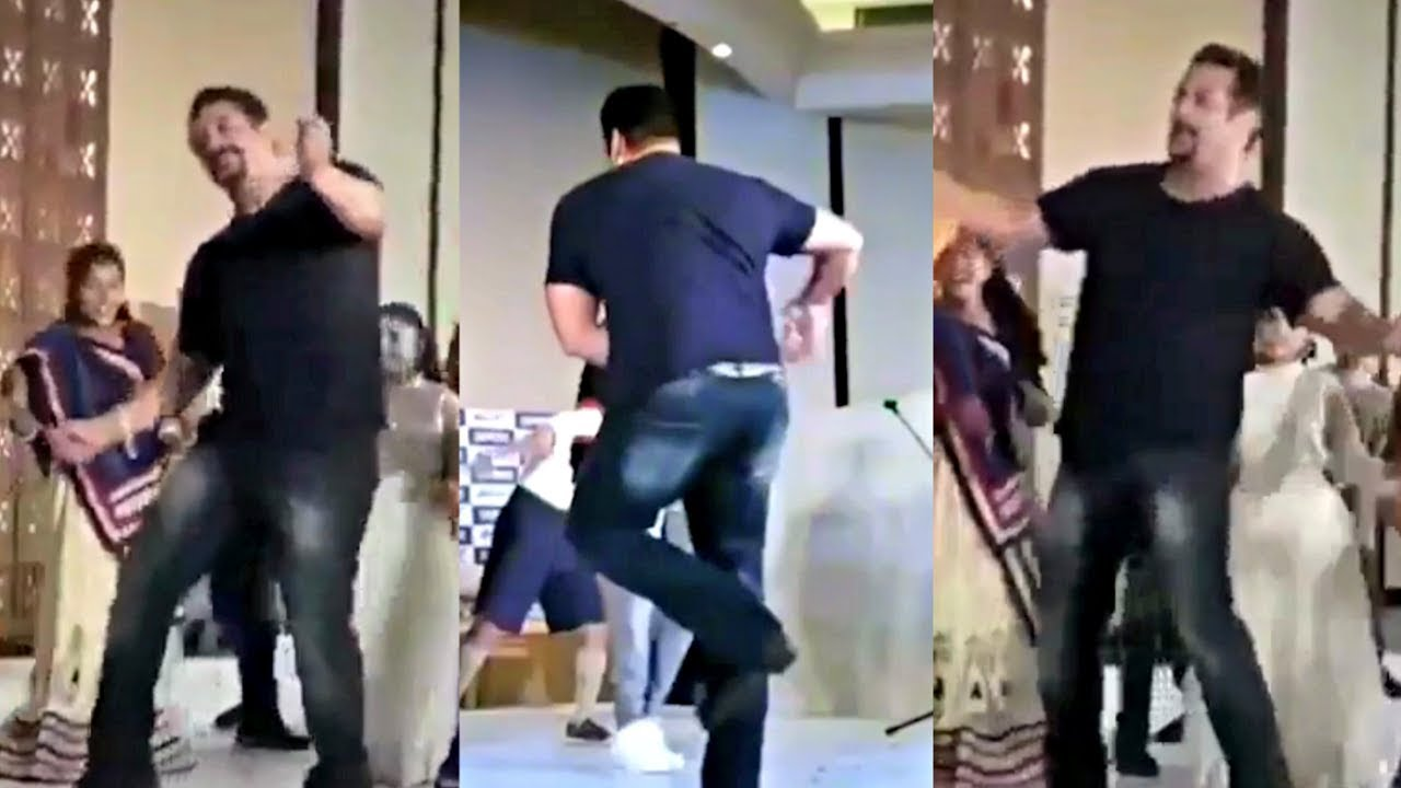 Salman Khan Dance With Special Childrens At Umang School Inauguration In Jaipur
