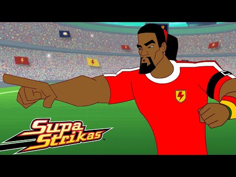 Супа Строка | Небо - Предел | мультфильм про футбол