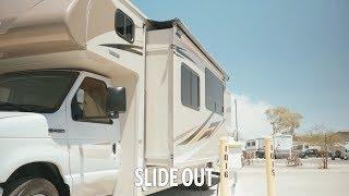 Apollo RV USA Demo Video – Winnebago: Operating the Slide Out