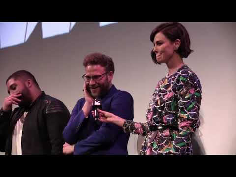 Long Shot SXSW World Premiere With Charlize Theron And Seth Rogen
