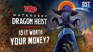REVIEW | Waterdeep Dragon Heist - Is It Worth Your Money?