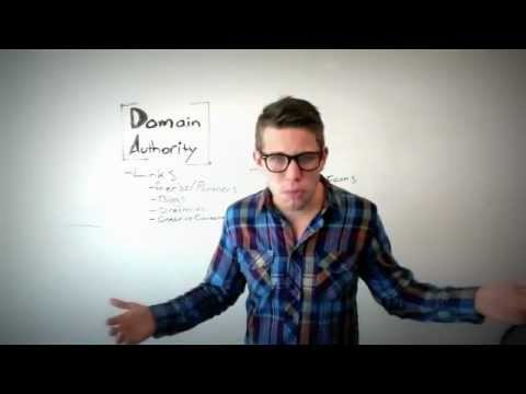 Link Building Tutorial, Build Your Page Rank and Domain Authority