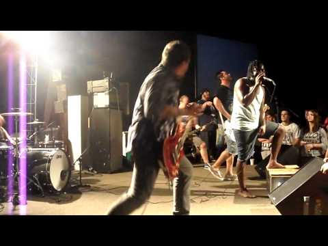 """This song is in CAPSLOCK!"" LIVE @ The Epicenter - Temple,Tx 7/8/11"