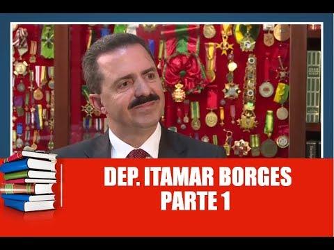 Dep. Itamar Borges - Anatomia Do Poder - 24/12/2017 - Parte 1