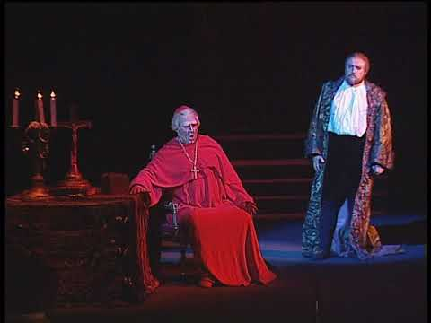 Philippe - Inquisitore Duetto From Don Carlo (Sergii Maghera-Taras Shtonda)