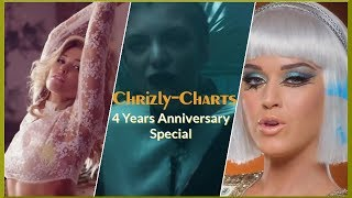 Download Chrizly-Charts TOP 50: 4 Years Anniversary Special MP3 song and Music Video
