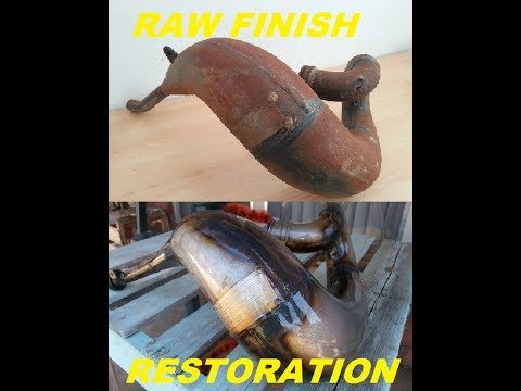 RUSTED WORKS PIPE RESTORATION