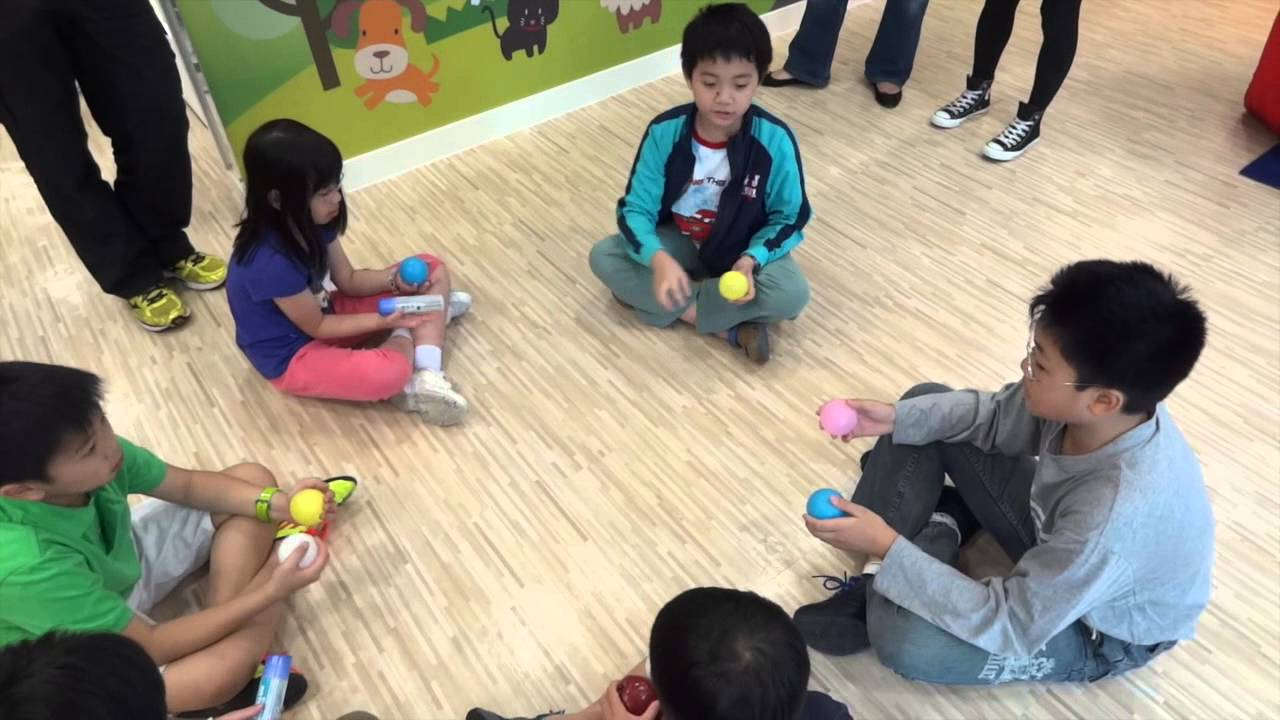 Indoor Kid Group Activities