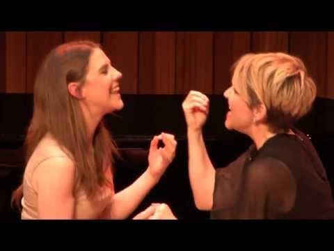 Guildhall Masterclass: Joyce DiDonato Vocal Masterclass - Alison Langer