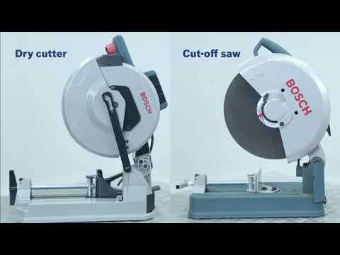 Bosch Professional GCD 12 JL Metal Cut Off Saw