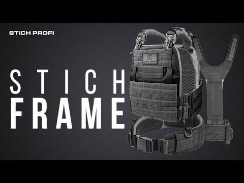 STICH FRAME - система разгрузки от Стич Профи