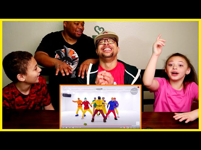 They REALLY LOVED It!! | BTS - GO GO Halloween Dance Practice REACTION (MUST WATCH 😂)