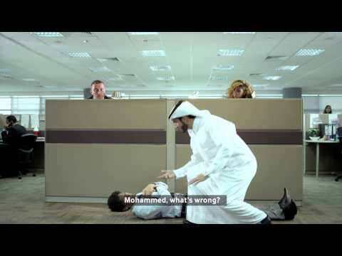 Vodafone Tuesdays - Drama in the office
