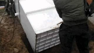 Как спускать станции Юнилос, Топас, Биокси в котлован(, 2011-11-18T12:33:43.000Z)