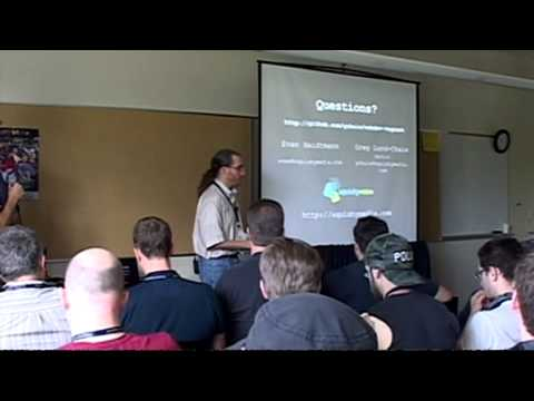 OSB2013 - Greg Lund-Chaix - Taming Your Inner Cowboy Coder - A Simple And Sane DevOps Workflow