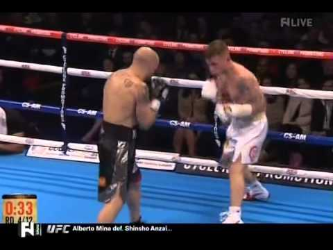 Carl Frampton vs Kiko Martinez 2 06 09 2014