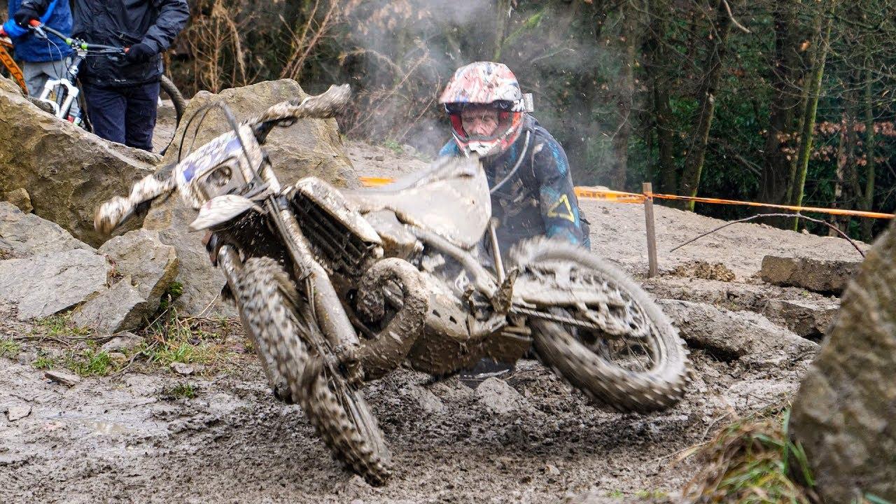 British Extreme Enduro 2020   Dirt Bike Fails Compilation