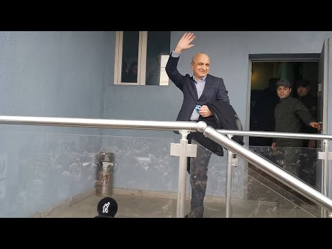 Экс-премьер Грузии на свободе: бывший премьер собирается бороться против власти