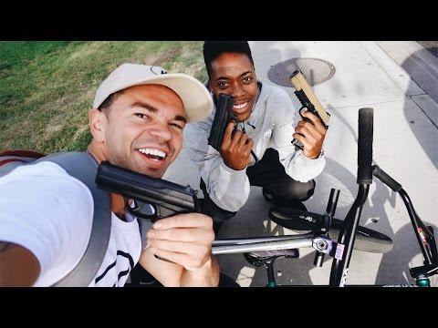 WE QUIT BMX TO HIT LICKS